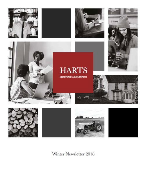 Harts Accountants Winter Newsletter 2018
