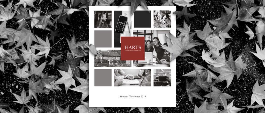 Harts Autumn Newsletter 2019