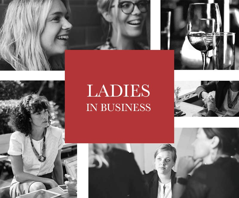 Ladies in Business Autumn Event