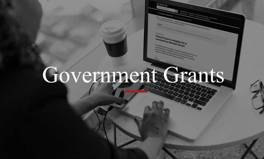 Government Grants - Harts Accountants Macclesfield & Stockport