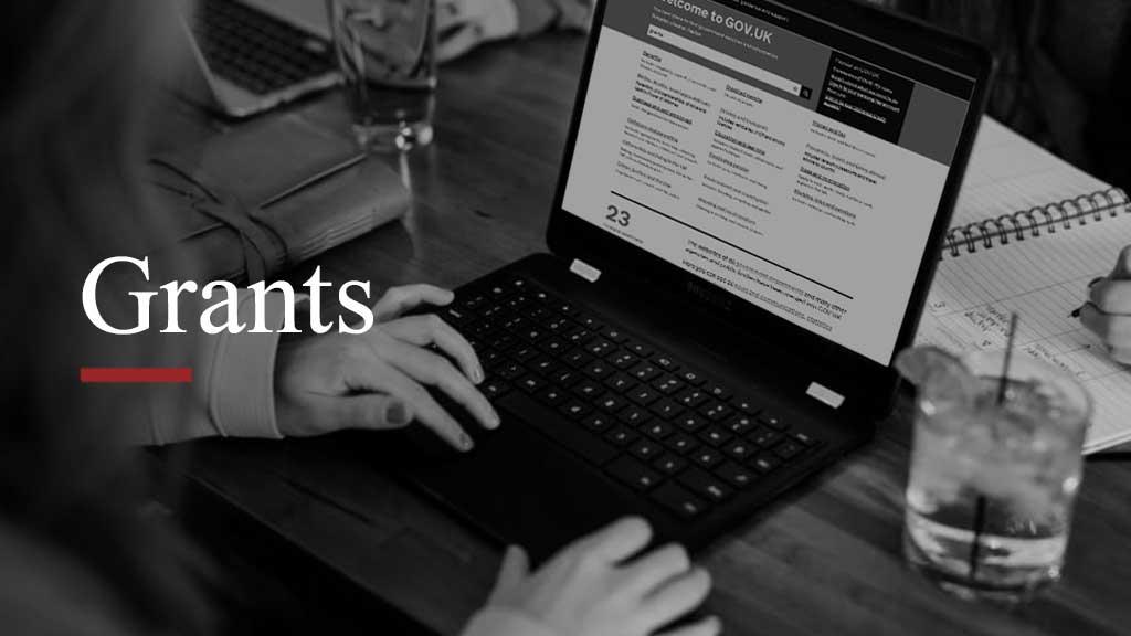 Grants Webinar Recording