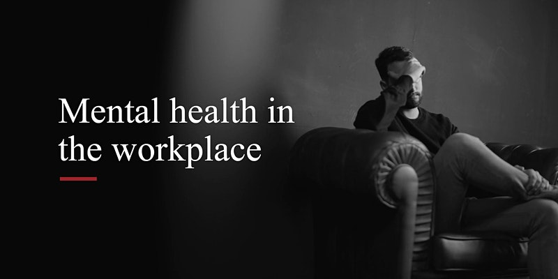 Mental Health in the Workplace - Harts Accountants