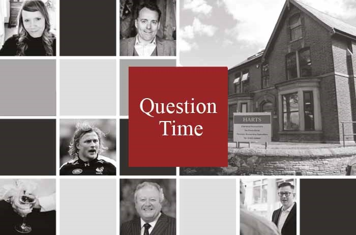 Question Time Harts Accountants