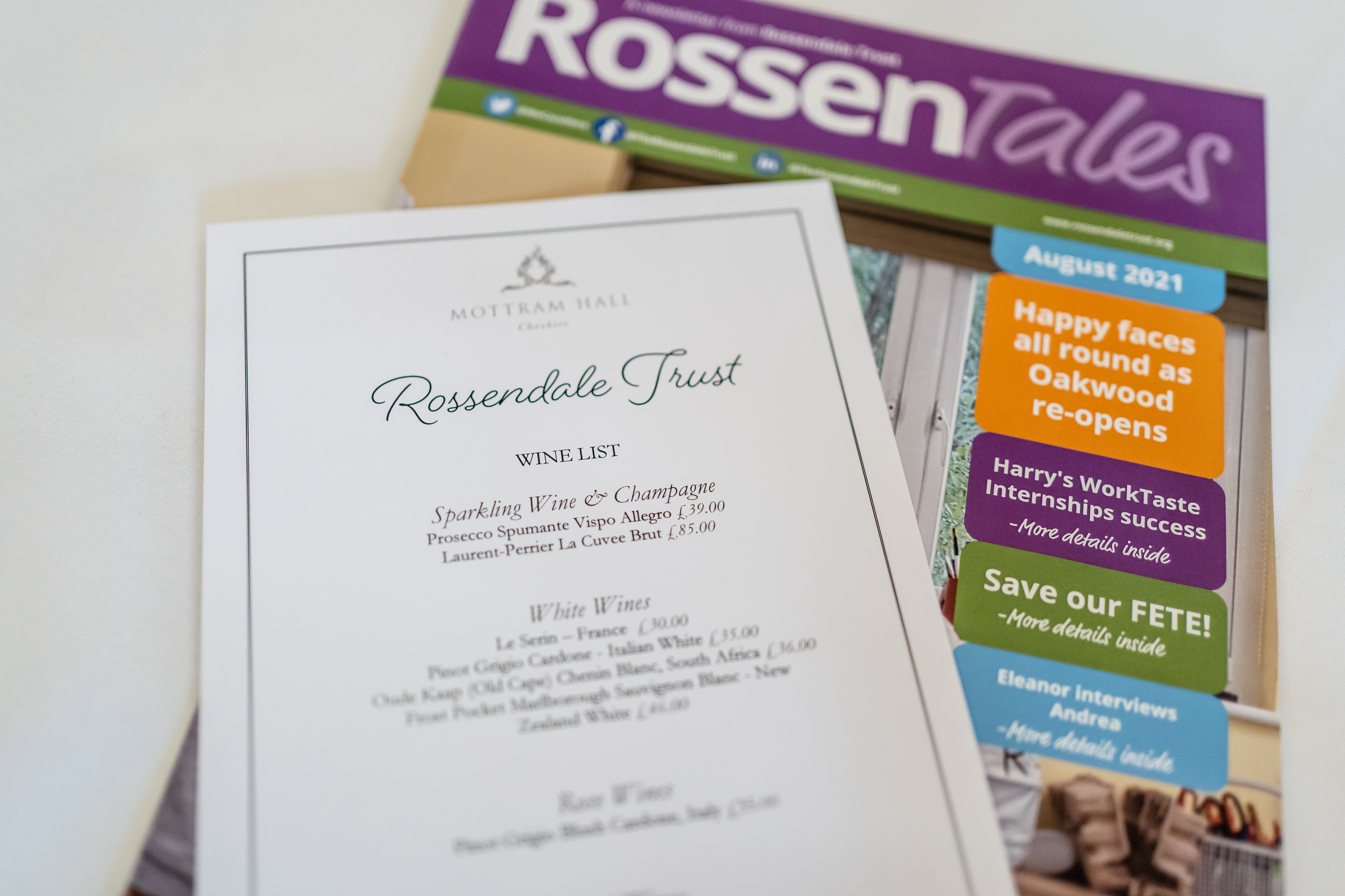 Harts - The Rossendale Charity