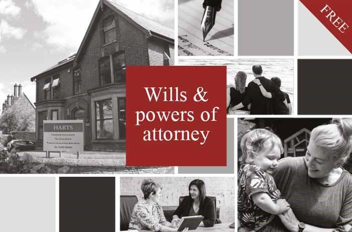 Harts - Wills and FOA